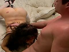 Spontaneous fuck with a horny milf