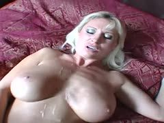 Porn shows everything! Mother bangs giant black Cocks