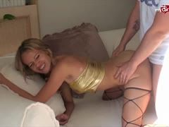 German college girl looks for someone to fuck