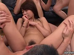 Gangbang the Japanese way