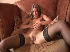 GroГџe Muschi-Bebony Teens sexy Penis