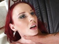 Redhead needs it mega hard