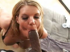 Milf fucks black ghetto cock